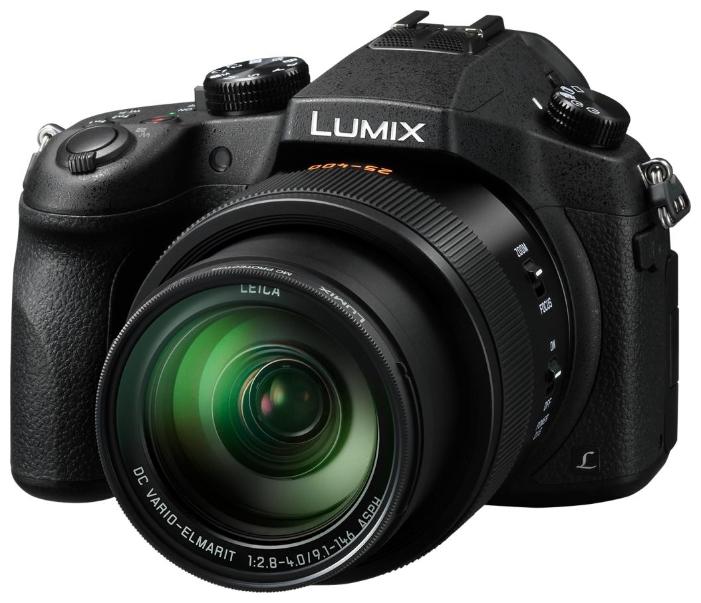 Цифровой фотоаппарат Panasonic Lumix DMC-FZ1000EEЦифровые фотоаппараты<br>Заявите о себе — где бы вы ни были<br><br>Великолепные снимки, сделанные с помощью большого 1-дюймового сенсора, и новый объектив передают бесконечную глубину и солнечное тепло природы. 16-кратный оптический зум этой камеры поможет снять все — от маленьких птичек на ветках деревьев до животных на горизонте. Вы можете фотографировать или снимать видео в сверхвысоком разрешении 4K UHD.<br><br>Съемка едва уловимых впечатлений<br>Эффект красивого размытия в зоне расфокусировки<br>Великолепие камеры DMC-FZ1000 связано с ее способностью передавать тончайшие нюансы и красоту...<br><br>Цвет: Чёрный<br>Кроп фактор: 2.7<br>Тип матрицы: CMOS<br>Размер матрицы: 1 (13.2 x 8.8 мм)<br>Чувствительность: 80 - 3200 ISO, Auto ISO