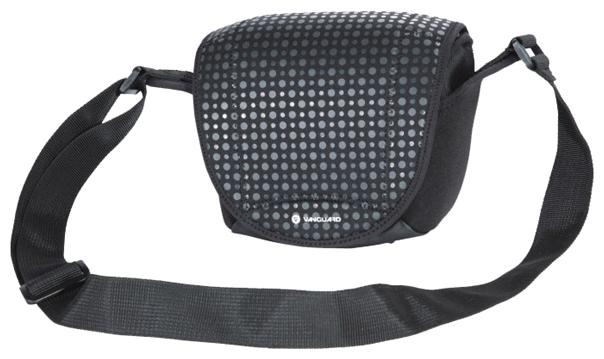 Сумка Vanguard Nivelo 18 BlackСумки, рюкзаки и чехлы<br><br><br>Тип: сумка<br>Описание : сумка для фотокамеры<br>Защита от воды: есть<br>Внешний карман: есть