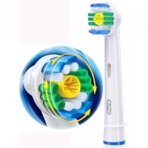 Насадки для зубной щетки Braun Pro White EB18-3Электрические зубные щётки и ирригаторы<br><br><br>Совместимость: Oral-B Triumph, Oral-B Professional Care, Oral-B Vitality, Oral-B Advance Power.