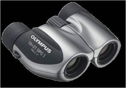 Бинокль Olympus 10x21 DPC IБинокли<br><br><br>Тип: бинокль<br>Увеличение: 10x<br>Диаметр объектива: 21 мм<br>Угловое поле зрения реальное: 5°<br>Поле зрения на расстоянии 1000 м: 87 м<br>Тип призмы: Porro<br>Регулировка расстояния между зрачками: есть