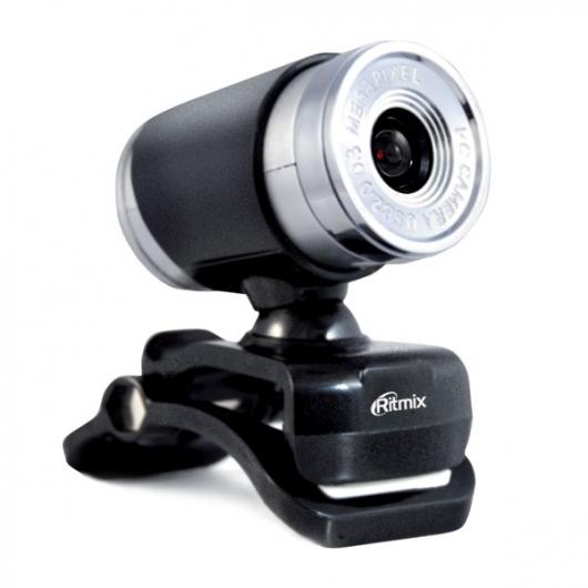 Web-камера Ritmix RVC-007MВеб-камеры<br>Ritmix RVC-007M – стильная цилиндрическая вебкамера с бюджетным сенсором. Устройство имеет крепление к ЖК-мониторам.<br><br>- Крепление к ЖК-монитору<br>- Встроенный микрофон<br>- Не требует драйверов<br><br>Матрица: 0.3 млн пикс., CMOS<br>Подключение: USB 2.0<br>Микрофон: встроенный
