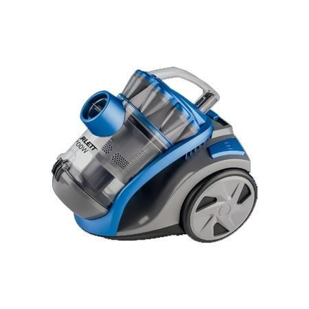 Пылесос Scarlett SC-VC80C03 BlueПылесосы<br><br><br>Тип: Пылесос<br>Потребляемая мощность, Вт: 1700<br>Тип уборки: Сухая<br>Регулятор мощности на корпусе: Есть<br>Длина сетевого шнура, м: 5<br>Фильтр тонкой очистки: Есть<br>Пылесборник: Циклонный фильтр