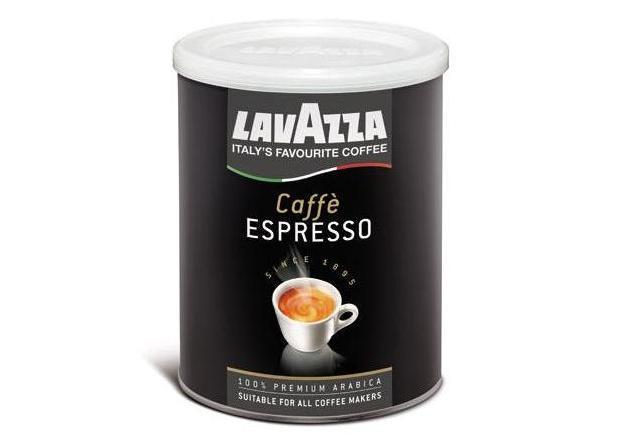 Кофе молотый Lavazza Espresso tin 250 гр.
