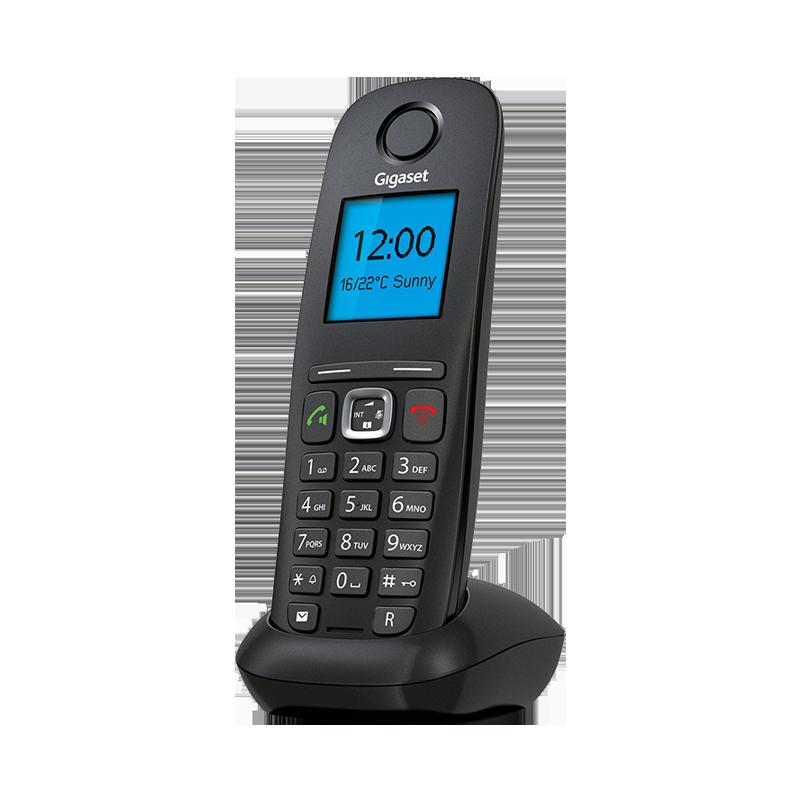 VoIP-телефон Gigaset A540 IP BlackSIP-телефоны<br>- Отличительная черта модели A540 IP это конечно же наличие в комплектации DECT IP базовой станции Gigaset GO Box 100, что позволяет мгновенно начать пользоваться преимуществами IP телефонии &amp;#40;VoIP&amp;#41;.<br>- Возможности данной модели могут покрыть даже нужды небольшого офиса. Так как базовая станция Gigaset GO Box 100 позволяет подключить до 6 VoIP телефонных номеров и 1 аналоговую линию, распределив эти номера по 6 радио трубкам.<br>- Еще одна отличительная черта модели A540, это возможность присвоения разных цветов подсветки контактам для комфортного определения входящих звонков....<br><br>Поддержка GAP: есть