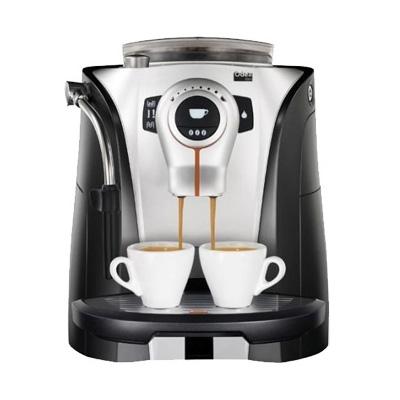 Кофемашина Saeco Odea Giro V2Кофеварки и кофемашины<br>Автоматическая кофемашина Saeco Odea Giro V2 подходит для дома и небольшого офиса. Это полностью автоматическая кофемашина, но простая, и компактная. По соотношению цена - функциональность занимает одно из первых мест. Готовит espresso, как профессиональная кофемашина.<br><br>Имеет контроль уровня воды и отходов, настойку помола и регулировку количества кофе на порцию &amp;#40;7, 9 или 10,5 грамм&amp;#41;. Идеальный вкус приготовленного кофе, надежность в работе и доступная цена делает эту кофейную машину одной из лучших в данном ценовом классе.<br><br>Тип : зерновая кофемашина<br>Тип используемого кофе: Зерновой<br>Мощность, Вт: 1500<br>Объем, л: 1.5<br>Материал корпуса  : Пластик<br>Встроенная кофемолка: Есть<br>Емкость контейнера для зерен, г  : 180<br>Одновременное приготовление двух чашек  : Есть<br>Контейнер для отходов  : Есть<br>Съемный лоток для сбора капель  : Есть