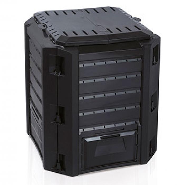 Компостер Compogreen IKST380C-S411Садовые компостеры<br><br><br>Тип: компостер<br>Объем, л: 380