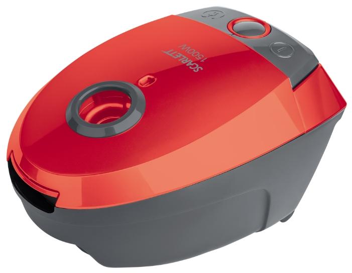 Пылесос Scarlett SC-VC80B07Пылесосы<br><br><br>Тип: Пылесос<br>Потребляемая мощность, Вт: 1500<br>Мощность всасывания, Вт: 300<br>Тип уборки: Сухая<br>Регулятор мощности на корпусе: Есть<br>Фильтр тонкой очистки: Есть<br>Число ступеней фильтрации: 3<br>Пылесборник: Мешок<br>Емкостью пылесборника : 1.50 л