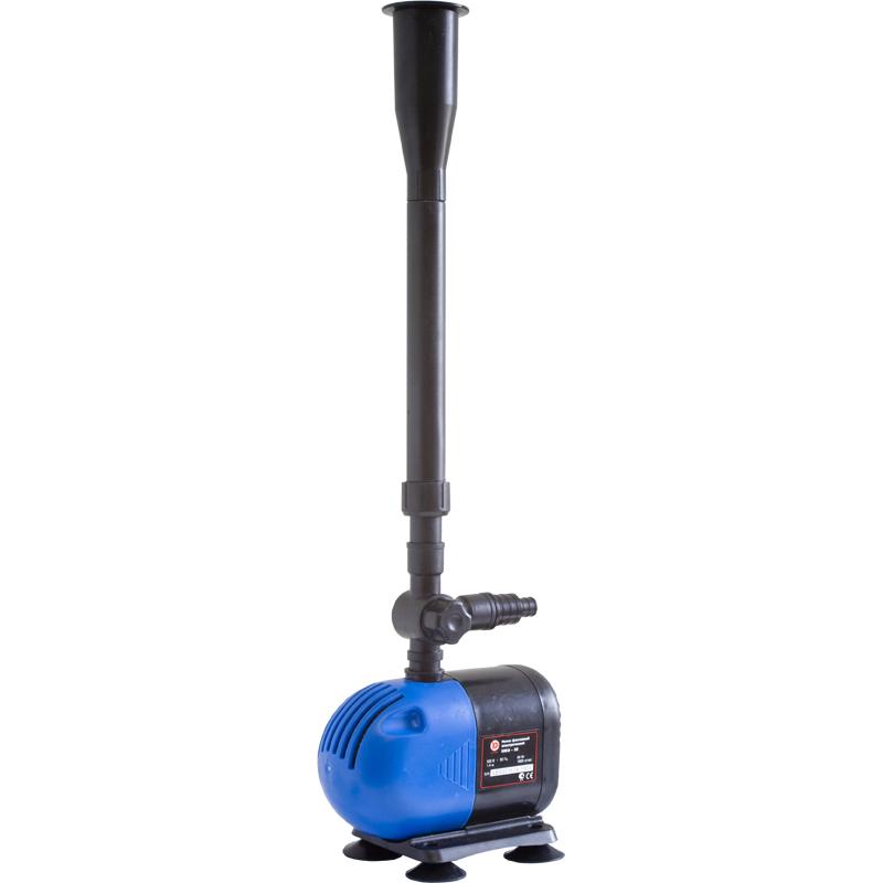 Насос Калибр НФЭ-35Насосы<br>Фонтанный насос Калибр НФЭ-35 00000030614 устройство для декорирования сада или загородного дома. Насос обладает производительностью - 1600 литров в час, предназначен для длительной работы. Удобен для полива сада или газона.<br><br>Напряжение сети: 220 В<br>Потребляемая мощность: 35 Вт