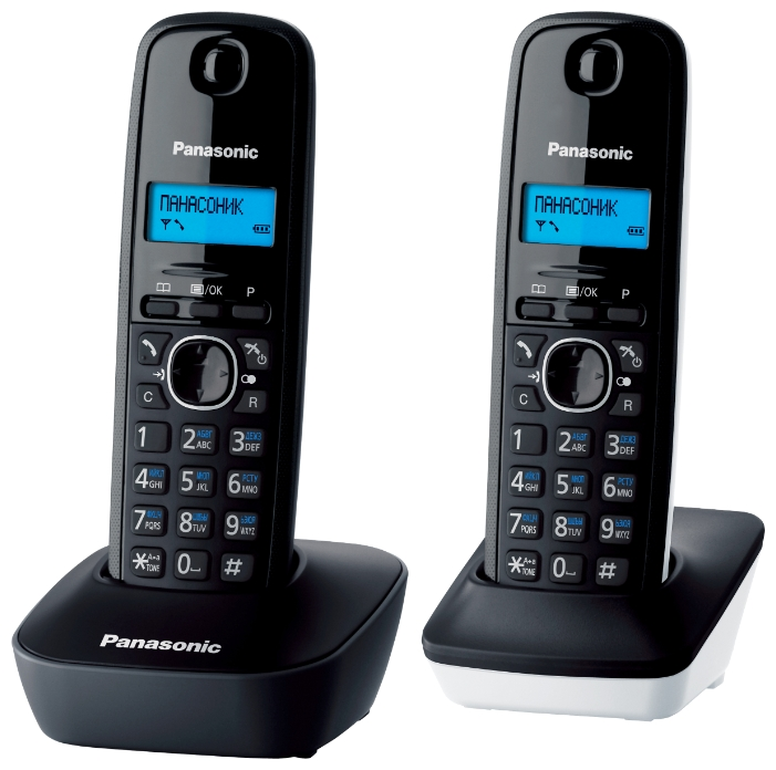 Радиотелефон Panasonic KX-TG1612RU1Радиотелефон Dect<br>Мы считаем, что современный радиотелефон должен гарантировать не только отличное качество связи, но и обладать высокой функциональностью, чтобы сделать общение максимально удобным и комфортным. Вы думаете также? Тогда радиотелефон Panasonic KX-TG1612RU1 — это то, что вам нужно! В комплект поставки входят две телефонные трубки, одна из которых находится на базе, а другая подключена к ней. До 15 часов в режиме разговора и до 170 часов в режиме ожидания; высочайшая работоспособность — далеко не единственное, чем восхищает этот радиотелефон. Возможность вн...<br><br>Тип: Радиотелефон<br>Количество трубок: 2<br>Рабочая частота: 1880-1900 МГц<br>Стандарт: DECT/GAP<br>Радиус действия в помещении / на открытой местност: 50/300 м<br>Возможность набора на базе: Нет<br>Проводная трубка на базе : Нет<br>Время работы трубки (режим разг. / режим ожид.): 15/17012<br>Дисплей: монохромный дисплей<br>Возможность настенного крепления: Есть