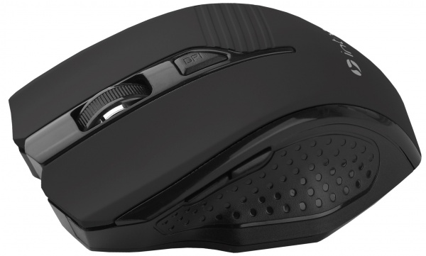 Компьютерная мышь Intro MW1950 Wireless Black USBКомпьютерные мыши<br><br>