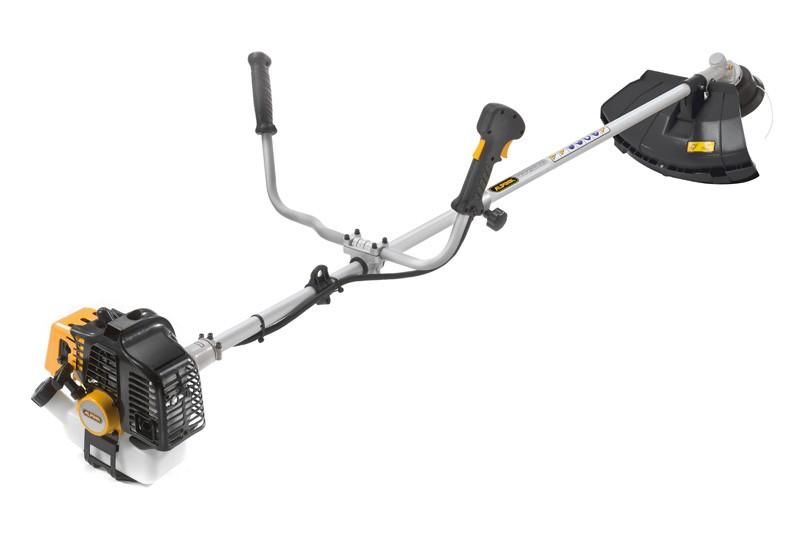 Триммер Alpina TB250 JDГазонокосилки и триммеры<br><br><br>Тип: триммер<br>Тип двигателя: бензиновый<br>Ширина скашивания, см: 43<br>Ручки для транспортировки: есть<br>Мощность двигателя (Вт): 740<br>Мощность двигателя (л.с.): 1 л.с.