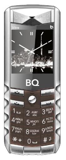 Мобильный телефон BQ BQM-1406 Vitre BrownМобильные телефоны<br><br>