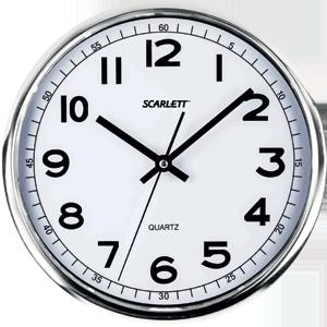 Часы настенные Scarlet SC - WC1002O