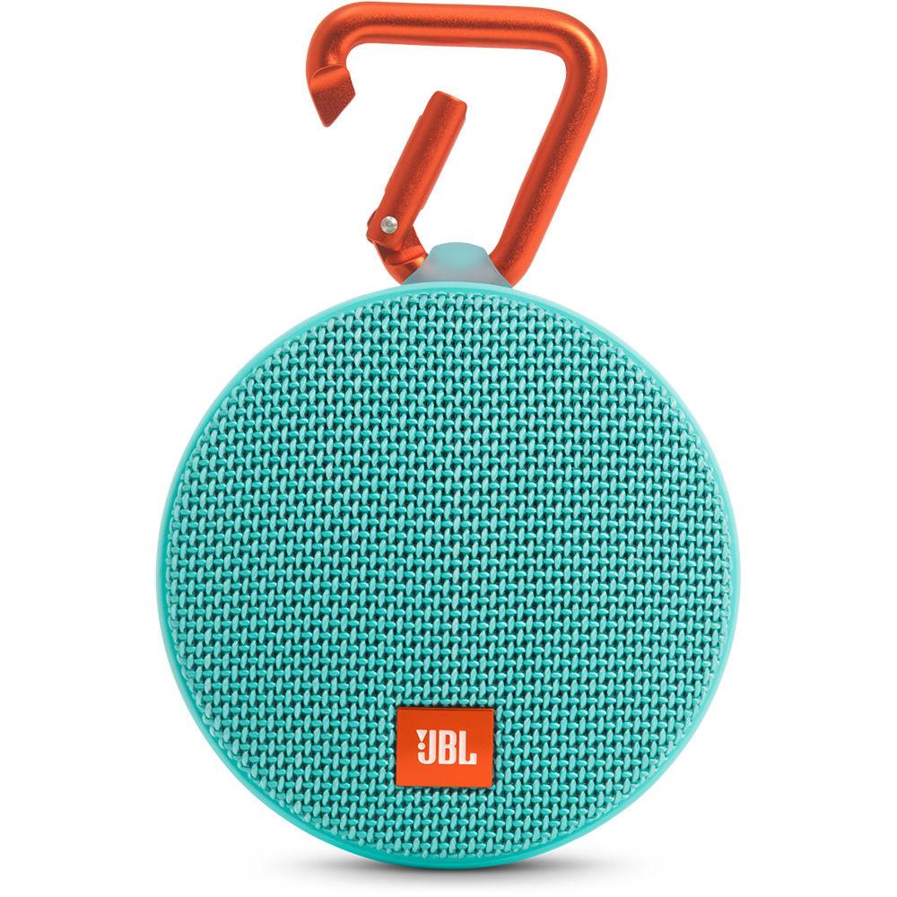 Акустическая система JBL Clip 2 TealАкустические системы<br><br><br>Состав комплекта: портативное аудио<br>Количество полос: 1<br>Мощность, Вт: 3<br>Диапазон воспроизводимых частот: 120 - 20000 Гц