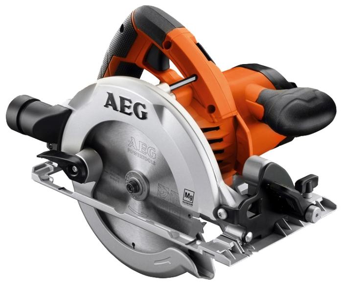 Дисковая пила AEG 446665 KS 55-2Пилы<br><br>Дисковая пила AEG KS 55-2 446665 оснащена мощным двигателем на 1200 Вт, который поддерживает высокую частоту вращения диска - до 6100 об/мин. Опорная подошва и кожухи выполнены из магниевого сплава, что гарантирует долгий срок службы. Основная и дополнительная рукояти имеют покрытие с микротекстурой - это обеспечивает надежный хват и комфортную работу. Возможно подключение пылесоса, благодаря чему рабочее место остается чистым.<br><br>Тип: дисковая<br>Конструкция: ручная<br>Мощность, Вт: 1200<br>Функции и возможности: подключение пылесоса<br>Дополнительно: длина сетевого кабеля 4 м