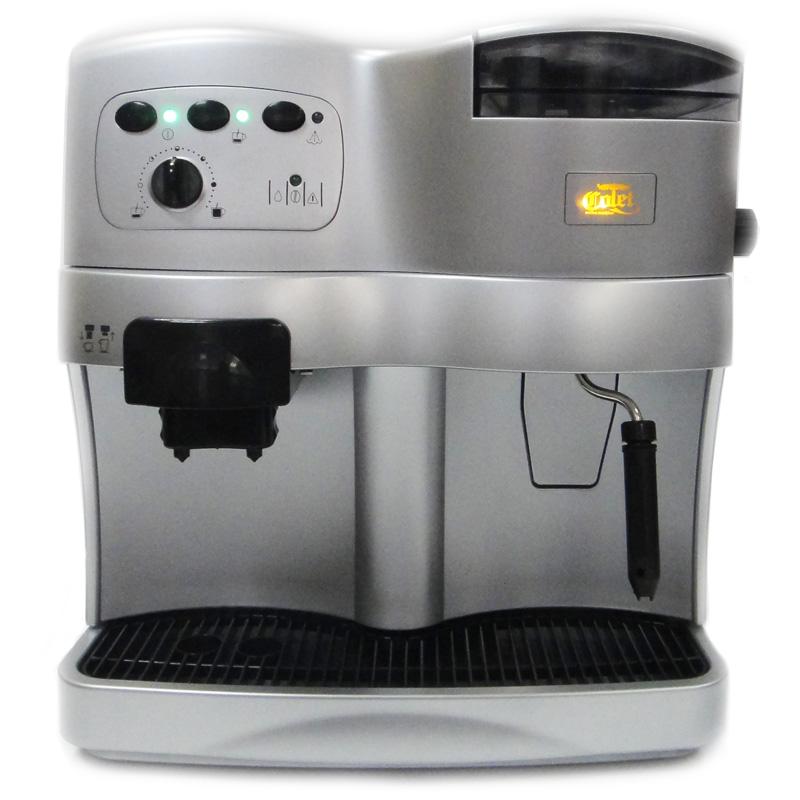 Кофемашина Colet Q001Кофеварки и кофемашины<br>С Colet Q001 кофе хватит всем!<br>Кофемашина Colet Q001 может многим удивить даже самого искушенного кофемана и бариста. Чем именно? Во-первых, своей просто потрясающе выгодной ценой. А, во-вторых, своей отличной функциональностью и, конечно, высоким качеством.<br>Автоматическое приготовление эспрессо, контроль крепости кофе, предварительное смачивание, противокапельная система, регулировка степени помола — здесь есть все, чтобы вы каждый день могли пить свой любимый и искусно приготовленный кофе! Получайте истинное удовольствие от вкусных кофейных напитков...<br><br>Тип : зерновая кофемашина<br>Тип используемого кофе: Зерновой<br>Мощность, Вт: 1300<br>Объем, л: 1.7<br>Давление помпы, бар  : 15<br>Материал корпуса  : Пластик<br>Плита автоподогрева: Есть<br>Встроенная кофемолка: Есть<br>Емкость контейнера для зерен, г  : 300<br>Одновременное приготовление двух чашек  : Есть
