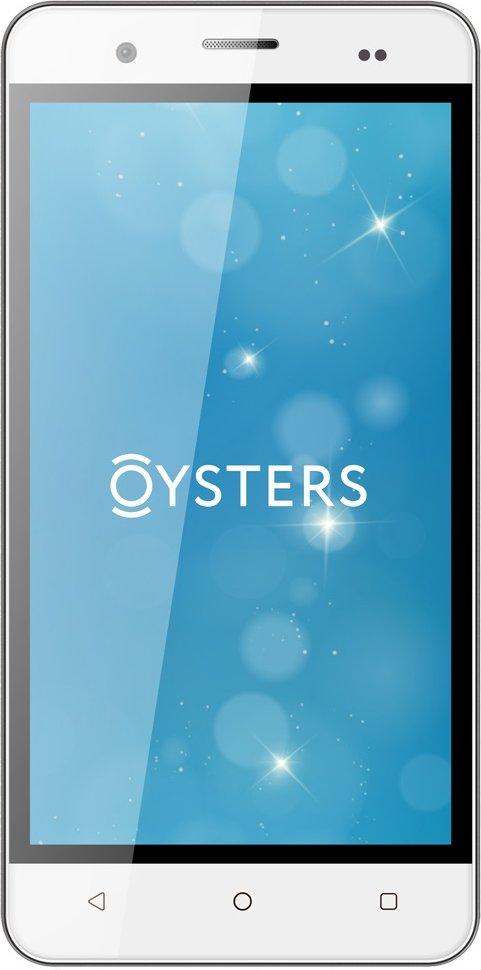 Мобильный телефон Oysters Pacific VS White/SilverМобильные телефоны<br><br>