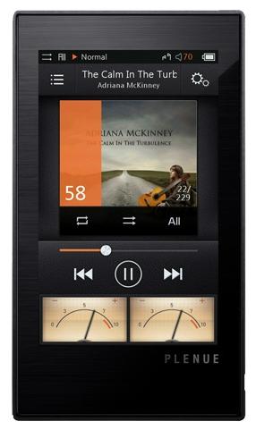 MP3 плеер Cowon M 64Gb Titanium SilverMP3-плееры<br><br>