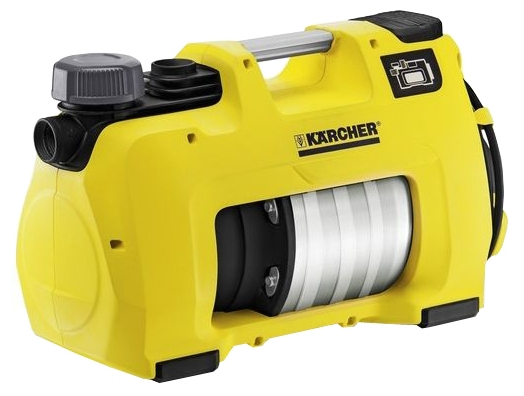 Насос Karcher BP 5 Home&amp;GardenНасосы<br><br><br>Глубина погружения: 8 м<br>Максимальный напор: 48 м<br>Пропускная способность: 6 куб. м/час<br>Напряжение сети: 220/230 В<br>Потребляемая мощность: 1000 Вт<br>Качество воды: чистая<br>Установка насоса: горизонтальная