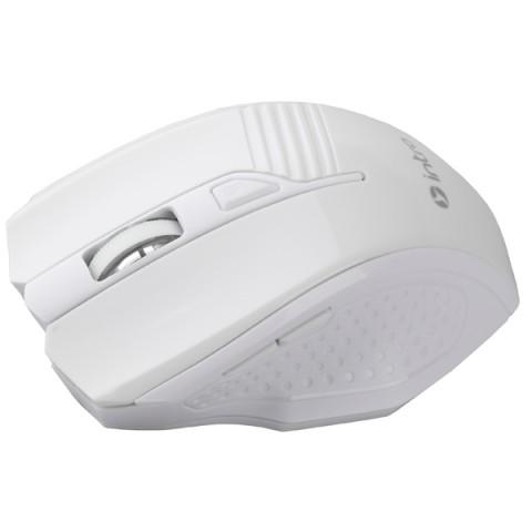 Компьютерная мышь Intro MW195 Wireless White USBКомпьютерные мыши<br><br><br>Тип беспроводной связи: радиоканал<br>Радиус действия беспроводной связи, м: 10<br>Цвет: белый<br>Дизайн: для правой руки<br>Колесо прокрутки: есть
