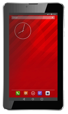 Планшет BQ 7064G BlackПланшеты<br><br><br>Операционная система: Android 5.1<br>Процессор/чипсет: MediaTek MT8321<br>Количество ядер: 4<br>Размер оперативной памяти: 1 Гб<br>Встроенная память, Гб: 8<br>Размер экрана, дюйм: 7<br>Разрешение экрана: 1024x600<br>Тип экрана: TFT IPS, глянцевый<br>Сенсорный экран: емкостный, мультитач<br>Поддержка Wi-Fi: есть