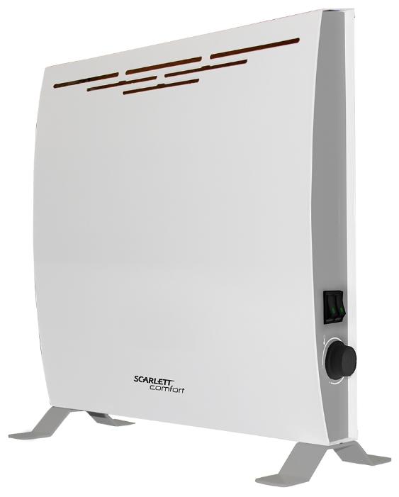Конвектор Scarlett SCA H VER2 2000Обогреватели<br><br><br>Тип: конвектор<br>Максимальная мощность обогрева: 2000 Вт<br>Отключение при перегреве: есть<br>Управление: механическое<br>Регулировка температуры: есть<br>Термостат: есть<br>Выключатель со световым индикатором: есть<br>Напряжение: 220/230 В<br>Габариты: 65x45x7.5 см