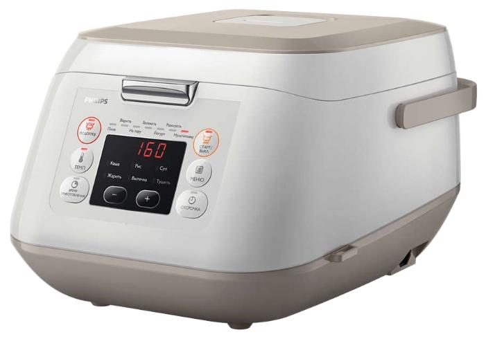 Мультиварка Philips HD4726/03Мультиварки и пароварки<br><br><br>Тип  : мультиварка<br>Общий объем, литров  : 4 л<br>Максимальная потребляемая мощность, Вт   : 860<br>Тип управления  : Электронное