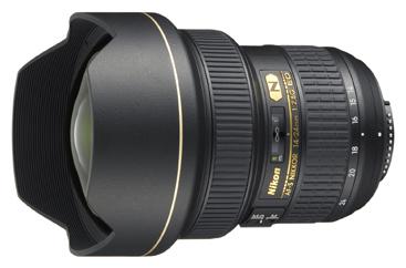 Объектив Nikon 14-24mm f/2.8G ED AF-S NikkorОбъективы<br>Nikon 14-24mm f/2.8G ED AF-S Nikkor: когда все по высшему разряду.<br>Широкоугольный объектив Nikon 14-24mm f/2.8G ED AF-S Nikkor с высокой светосилой f/2.8G, определенно, понравится всем профессиональным фотографам. Даже его стоимость не сможет оттолкнуть истинных эстетов фотографии, которые знают, что они хотят получить за свои деньги.<br>Высокая постоянная светосила f/2.8G, диапазон фокусных расстояний 21-36 мм, девятилепестковая диафрагма, 14 элементов в 11 группах в оптической схеме, бесшумный ультразвуковой мотор USM — у этого профессионального объектива все по высшему разряду.<br><br>Тип: Широкоугольный объектив<br>Фокусное расстояние: 14 - 24 мм<br>Диафрагма: F2.80<br>Минимальная диафрагма: F22<br>Крепление: Nikon F<br>Автоматическая фокусировка: есть<br>Число элементов / групп элементов: 14 / 11<br>Число лепестков диафрагмы: 9<br>Угол обзора: 84 - 114 град.мин<br>Минимальное расстояние фокусировки: 0.28 м