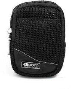 Чехол Dicom S1013, BlackСумки, рюкзаки и чехлы<br><br><br>Тип: чехол<br>Описание : Нейлон с вставками из кожзаменителя