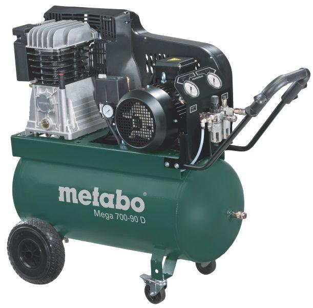 Компрессор Metabo Mega 700-90 D [601542000]Воздушные компрессоры<br><br>
