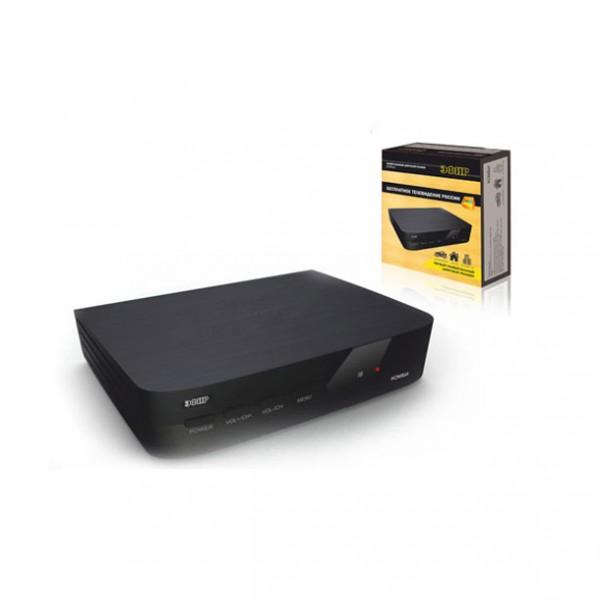 Цифровой ТВ тюнер Сигнал electronics HD Комби