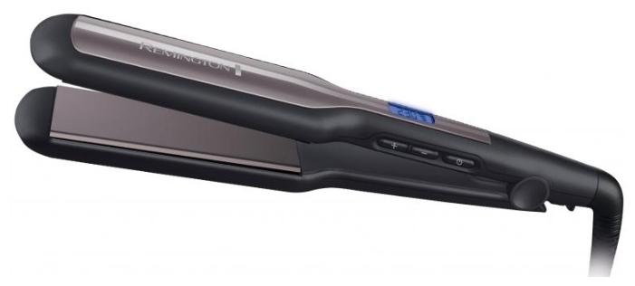 Щипцы Remington S 5525Фены и щипцы<br><br><br>Тип: Щипцы<br>Максимальная температура нагрева, С.: 230<br>Насадки в комплекте: для выпрямления<br>Керамическое покрытие насадок: Есть<br>Длина сетевого шнура, м: 1.8<br>Вращение шнура: Есть