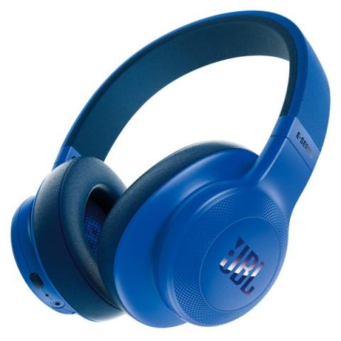 Наушники JBL E55BT BlueНаушники и гарнитуры<br><br><br>Тип: наушники<br>Тип подключения: Беспроводные<br>Диапазон воспроизводимых частот, Гц: 20 - 20000<br>Сопротивление, Импеданс: 32 Ом<br>Микрофон: есть