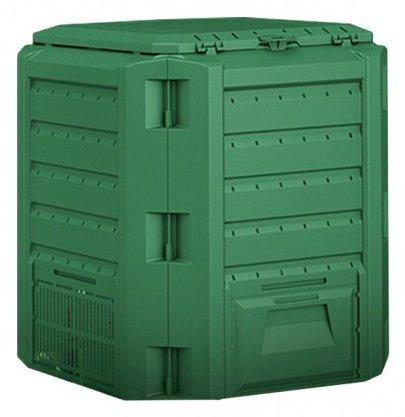 Компостер Compogreen IKST380Z-G851Садовые компостеры<br><br><br>Тип: компостер<br>Объем, л: 380