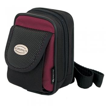 Чехол Acropolis ФТ-14Сумки, рюкзаки и чехлы<br><br><br>Тип: чехол<br>Описание : чехол для фотоаппарата. Карманы для карт памяти, элементов питания и аксессуаров, крепление на пояс, плечевой ремень.<br>Защита от воды: есть<br>Внешний карман: есть