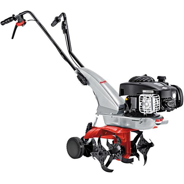 Культиватор AL-KO MH 4005Мотоблоки и культиваторы<br><br><br>Тип: культиватор<br>Объем топливного бака: 1.0 л<br>Ширина обработки почвы: 400 мм<br>Глубина вспахивания: 200 мм<br>Тип двигателя: бензиновый<br>Мощность двигателя: 4л.с.<br>Тип редуктора: червячный<br>Количество передач: 1 вперед<br>Описание: None