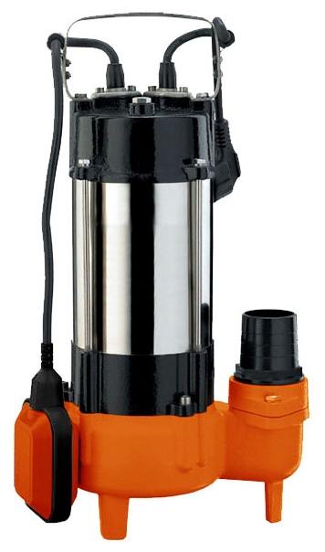 Насос Вихрь ФН-750Насосы<br><br><br>Максимальный напор: 13 м<br>Пропускная способность: 18 куб. м/час<br>Напряжение сети: 220/230 В<br>Потребляемая мощность: 750 Вт<br>Качество воды: грязная<br>Размер фильтруемых частиц: 42 мм<br>Установка насоса: вертикальная