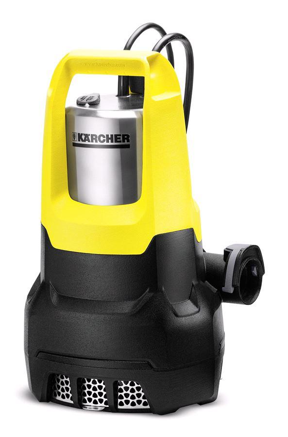 Насос Karcher SP 7 Dirt InoxНасосы<br>Насос Karcher SP 7 Dirt Inox 1.645-506 предназначен для осушения котлованов объемом до 100 куб.м. и перекачивания воды из бассейнов, садовых прудов. Оснащен электронным датчиком уровня, который обеспечивает автоматическое включение насоса. Коммутационный уровень регулируется за счет перемещения датчика уровня. Насос отличается надежностью и высокой производительностью. Благодаря конструкции с керамическим уплотнительным кольцом и масляной камерой аппарат обладает долговечностью.<br><br>Глубина погружения: 7 м<br>Максимальный напор: 8 м<br>Пропускная способность: 15.5 куб. м/час<br>Напряжение сети: 220/230 В<br>Потребляемая мощность: 750 Вт<br>Качество воды: грязная<br>Размер фильтруемых частиц: 30 мм<br>Установка насоса: вертикальная
