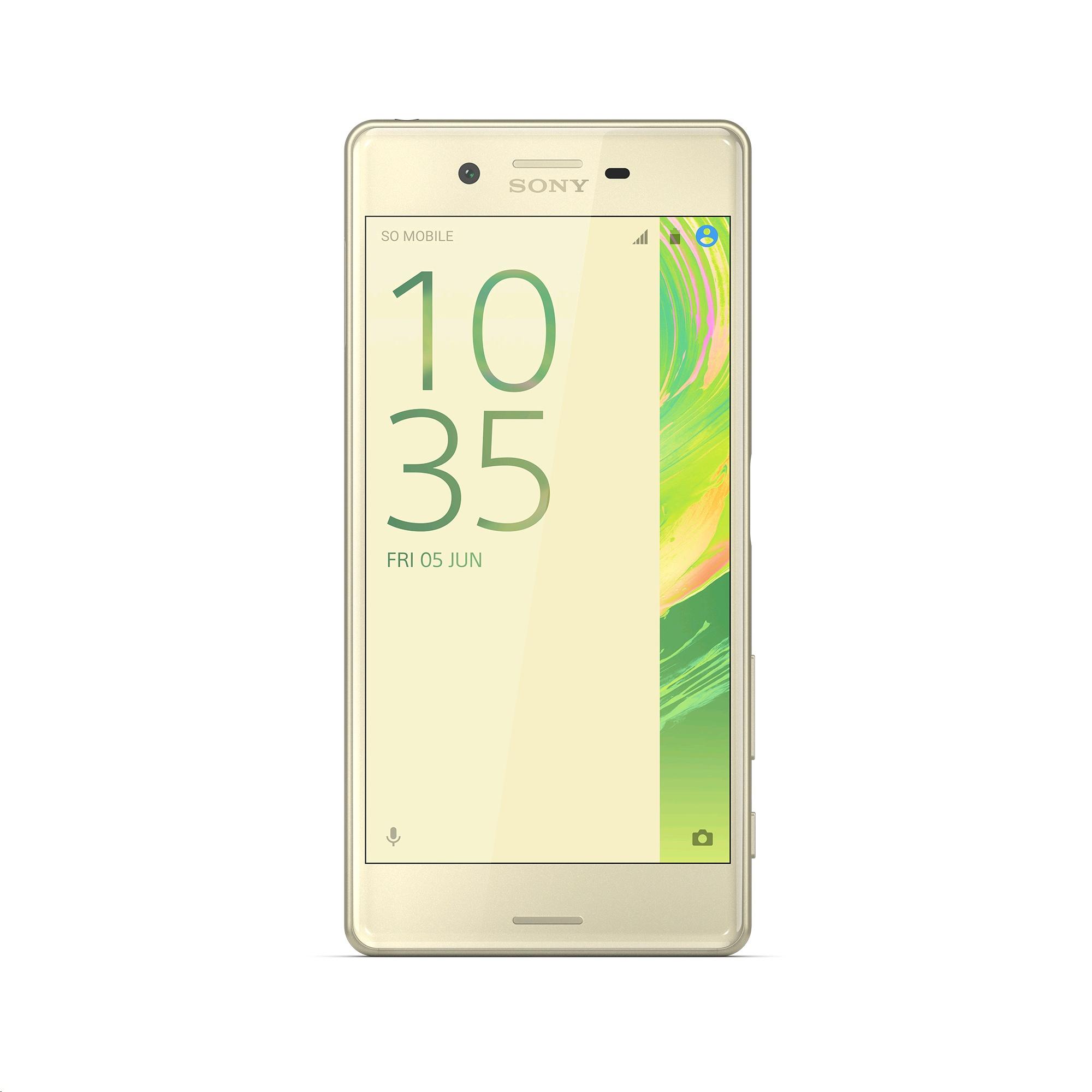 Мобильный телефон Sony F8132 Xperia X Performance Dual Lime GoldМобильные телефоны<br><br>