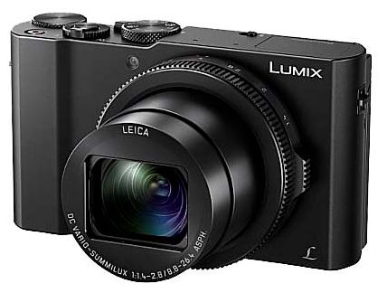 Цифровой фотоаппарат Panasonic DMC-LX15EEKЦифровые фотоаппараты<br>Компактная камера PANASONIC LUMIX DMC-LX15 &amp;#40;DMC-LX15EEK&amp;#41; выполнена в тонком корпусе с привлекательным дизайном в стиле Hi-Tech. Небольшие размеры, удобное управление и широкий набор доступных функций выделяют фотоаппарат среди подобных устройств. Компактные размеры камеры делают ее отличным устройством для туристов, для любительской и домашней фотосъемки.<br><br>- Сенсорный дисплей с поворотным механизмом<br>Камера оснащена сенсорным дисплеем диагональю 3. С его помощью легко произвести необходимые настройки фотосъемки, просматривать уже отснятый материал....<br><br>Стабилизатор изображения: Оптический<br>Цвет: Чёрный<br>Кроп фактор: 2.7<br>Тип матрицы: CMOS<br>Размер матрицы: 1<br>Количество эффективных мегапикселей: 20.1<br>Чувствительность: 80 - 3200 ISO, Auto ISO