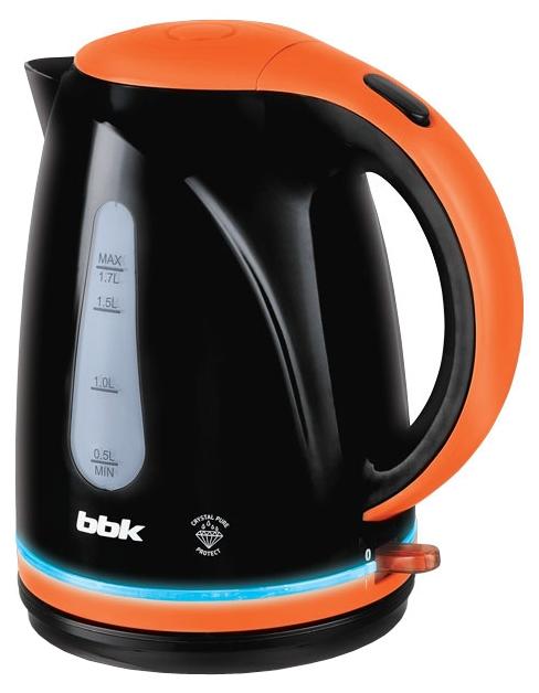 Электрочайник BBK EK 1701 P Black/OrangeЧайники и термопоты<br><br>