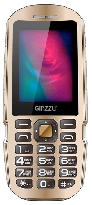 Мобильный телефон Ginzzu R1D ChampagneМобильные телефоны<br><br><br>Тип: Мобильный телефон<br>Стандарт: GSM 900/1800/1900<br>Тип трубки: классический<br>Фотокамера: 1.30 млн пикс.<br>Форматы проигрывателя: MP3