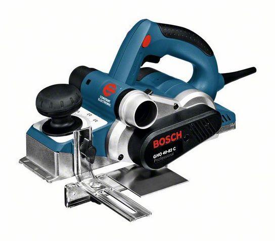 Электрорубанок Bosch GHO 40-82 C Professional [060159A760]