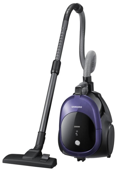 Пылесос Samsung SC 4477Пылесосы<br><br><br>Тип: Пылесос без мешка для сбора пыли<br>Потребляемая мощность, Вт: 2000<br>Мощность всасывания, Вт: 370<br>Тип уборки: Сухая<br>Регулятор мощности на корпусе: Нет<br>Функция сбора жидкости: Нет<br>Длина сетевого шнура, м: 6.1<br>Фильтр тонкой очистки: Есть<br>Пылесборник: Циклонный фильтр<br>Емкостью пылесборника : 1.30 л.
