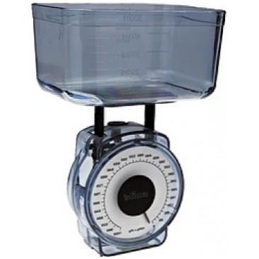 Кухонные весы Smile KS 3206Весы<br><br><br>Тип: кухонные весы<br>Тип весов: механические<br>Предел взвешивания, кг: 1<br>Точность измерения, г: 20