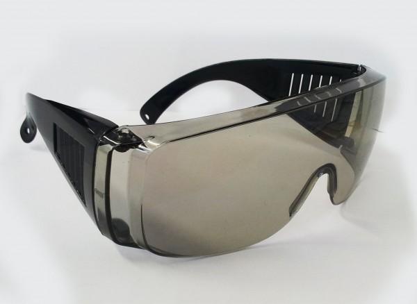 Защитные очки Champion C1007 с дужками дымчатыеАксессуары для садовой техники<br><br><br>Тип товара: Товары для электроинструмента