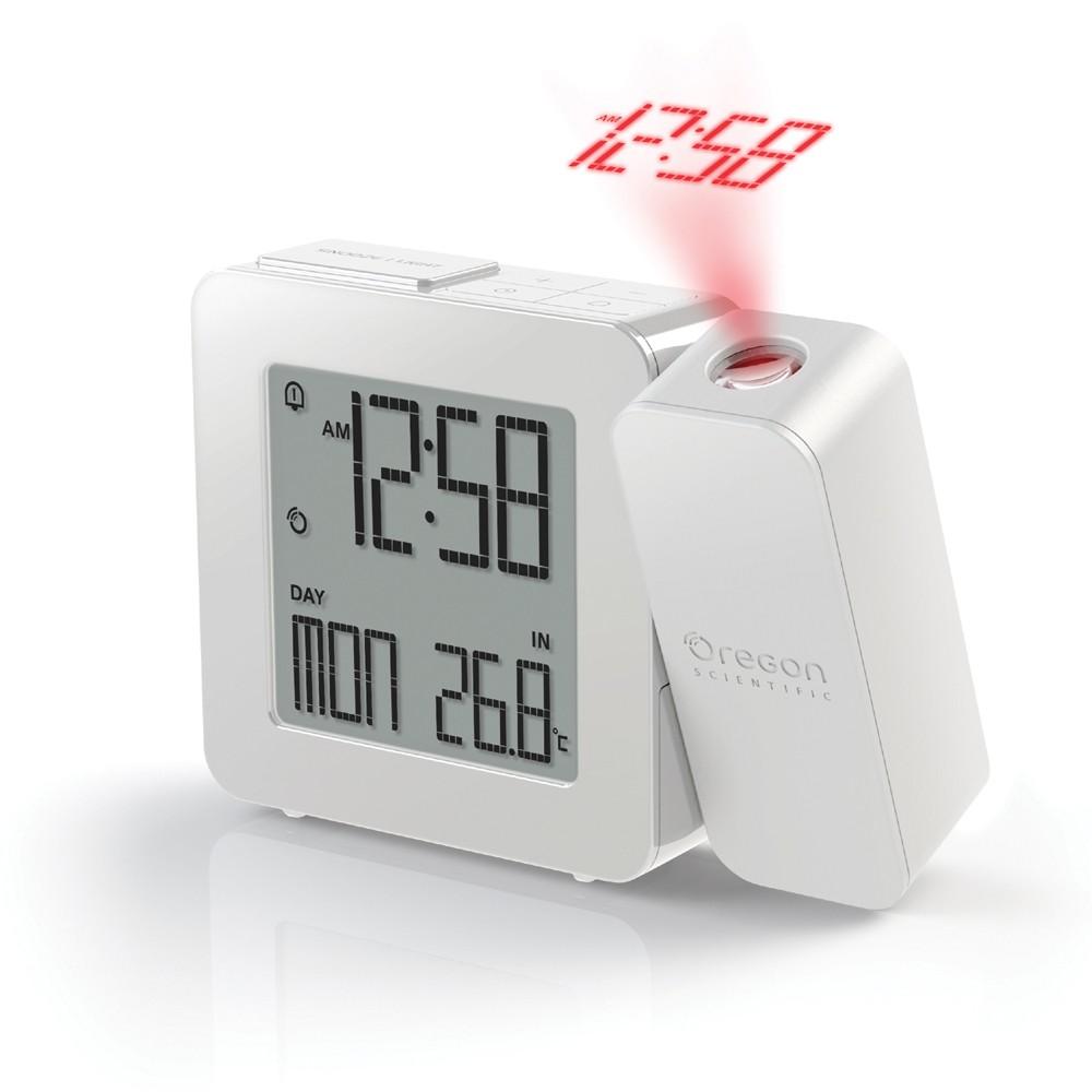 Часы Oregon Scientific RM338P WhiteРадиобудильники, приёмники и часы<br><br><br>Тип: Часы<br>Тип тюнера: Цифровой<br>Часы: Есть<br>Встроенный будильник  : Есть