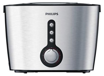Тостер Philips HD 2636/20Тостеры и минипечи<br><br><br>Тип: тостер<br>Тип управления: Электронное<br>Мощность конвекции, Вт: 1000<br>Количество тостов: 2