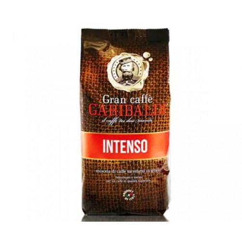 Кофе в зернах Garibaldi Intenso 1 кг.Кофе, какао<br>Кофе в зернах Garibaldi Intenso 1 кг, сбалансированное сочетание арабики/робусты, густая пенка, очень ароматный. Упакован в вакуумный пакет с клапаном 1 кг.<br><br>Тип: кофе в зернах<br>Характеристика вкуса: Горчинка<br>Обжарка кофе: средняя<br>Кофеин: С кофеином<br>Состав: 40% Арабика/ 60% Робуста<br>Дополнительно: вакуумный пакет с клапанном