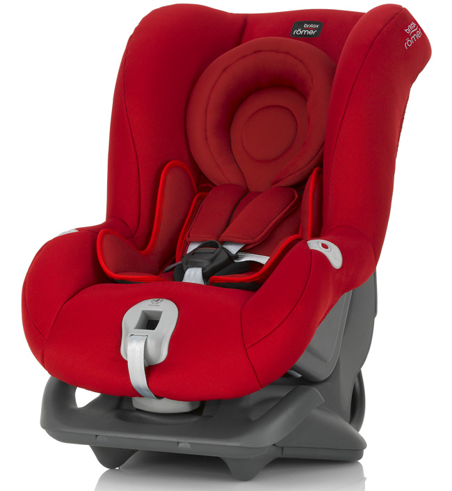 Детское автокресло Britax Romer First Class Plus Flame Red